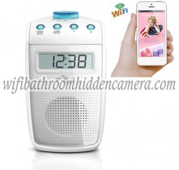 Ip Spy Camera Wifi HD 1080P Hidden Bathroom Shaving Cream Bottle Camera For iOSAndriod System