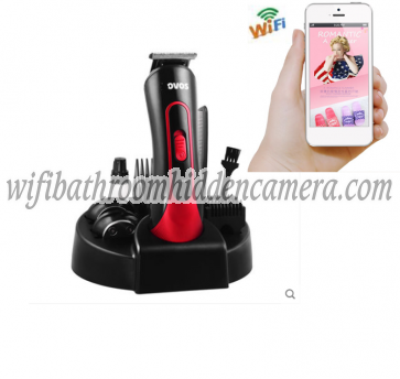 Wireless Spy Camera For Android HD 1080P Shaver Hidden Camera For iOS/Andriod System