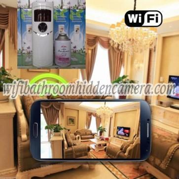 Hidden Wifi Camera With Audio HD 1080P Hidden Hydronium Air Purifier Camera For iOSAndriod System