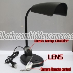 Miniature Wireless Camera HD 1080P Hidden Desk Lamp Camera For iOSAndriod System