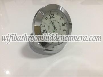 Clock Style Digital Video audio Recorder DVR Motion-Activated Hidden Pinhole Color Camera