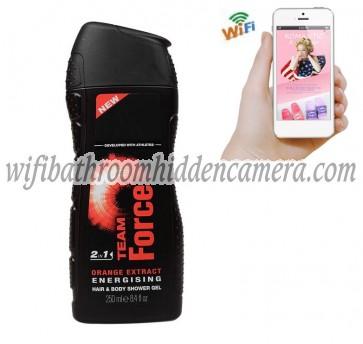 Wifi Camera HD 1080P Spy Bathroom shampooshower gel Camera For iOSAndriod System