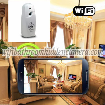 Wifi Hidden Cameras For Home HD 1080P Hidden Hydronium Air Purifier Camera For iOSAndriod System