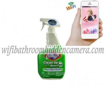 Wireless Wifi Mini Camera HD 1080P Hidden Toilet Cleaner Camera For iOSAndriod System