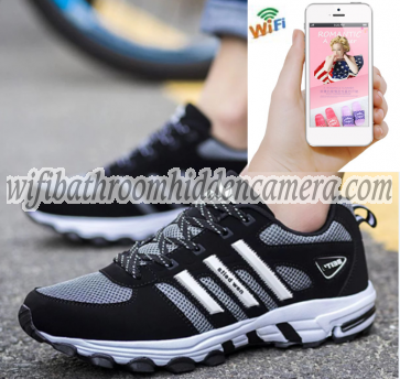 Wireless Spy Camera For Android HD 1080P Shose Hidden Camera For iOSAndriod System