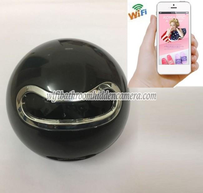Wifi Hidden Cameras Wireless Hd 1080p Toilet Tissue Box Camera For Iosandriod System