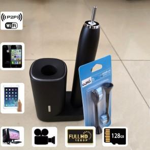 Ip Spy Camera Wireless HD 1080P Hidden Toothbrush Camera For iOSAndriod System