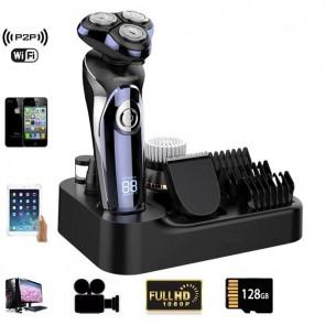 Mini Spy Camera Wireless HD 1080P Shaver Hidden Camera For iOSAndriod System
