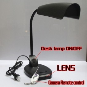 Miniature Wireless Camera HD 1080P Hidden Desk Lamp Camera For iOSAndriod System
