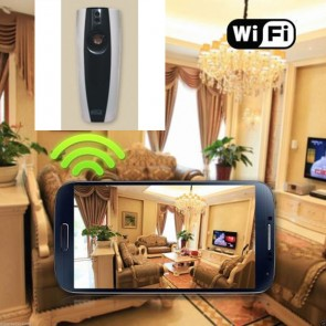 Small Hidden Wifi Cameras HD 1080P Hidden Hydronium Air Purifier Camera For iOSAndriod System