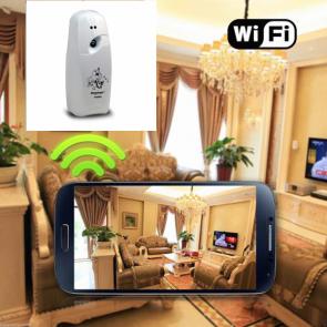 Wifi Hidden Cameras For Home HD 1080P Hidden Hydronium Air Purifier Camera For iOSAndriod System