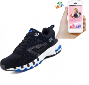Wireless Hidden Camera For Android HD 1080P Shose Hidden Camera For iOSAndriod System