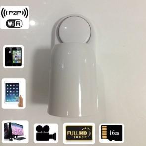 Wireless Secret Camera HD 1080P Hidden Toothbrush Holder Camera For iOSAndriod System