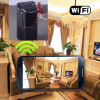 Hidden Nanny Cam Wifi HD 1080P Hidden Hydronium Air Purifier Camera For iOS/Andriod System