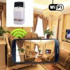 Wifi Pinhole Camera HD 1080P Hidden Hydronium Air Purifier Camera For iOS/Andriod System