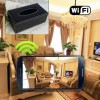 Wireless Ip Hidden Camera With Internet View HD 1080P Hidden Toilet Tissue Box Camera For iOS/Andriod System